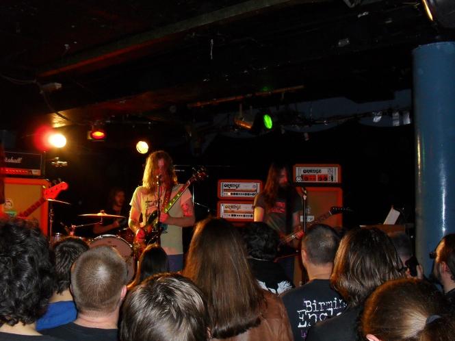 Big Elf & Priestess @ Camden Underworld 25th Feb 2010