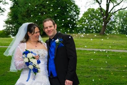 Mr & Mrs Scull